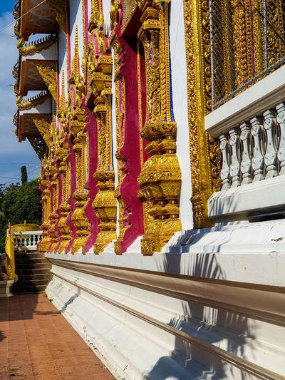 Close-up Temple