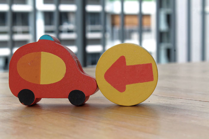Kids Textured  Toys Background Backgrounds Card Card Design Childish Circle Close-up Day Focus On Foreground Full Frame Greating Card Indoors  No People Playing Red Shape Table Toy Wooden Car Wooden Texture Wooden Toys Yellow