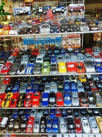 Full Frame Backgrounds For Sale Large Group Of Objects Abundance Retail  Variation Business Finance And Industry Choice No People Store Consumerism Multi Colored Market Close-up Day Indoors  Supermarket Toys Shop Cars Model Many Colors Many Toys Playing