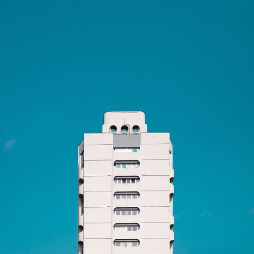 Copy Space Studio Shot Clear Sky No People Close-up Day Outdoors Minimalism Architecture Poland Wroclaw The Architect - 2017 EyeEm Awards