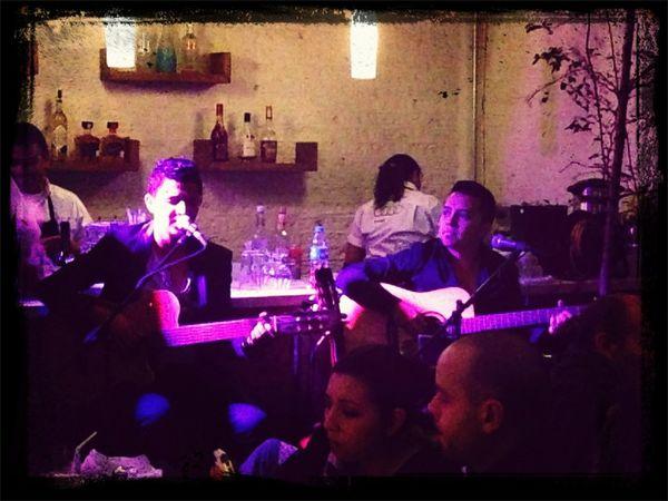 Primer Noche Urbana Con El Grupo Vedette!!! Increible!!!!