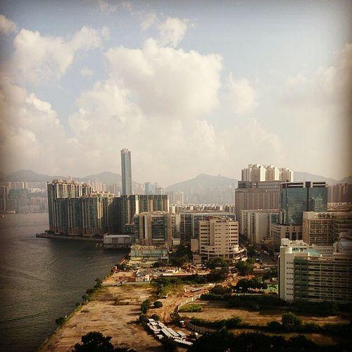 HongKong Busy 30grad Endlichda