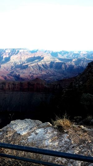 You must go thru the darkness before you can reach the light Grand Canyon Alone But Alive Crosscountry Road Trip