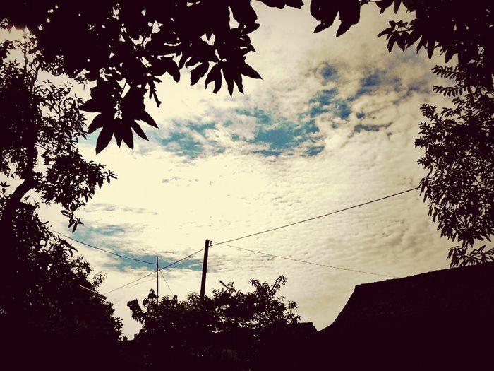 sky oh sky..