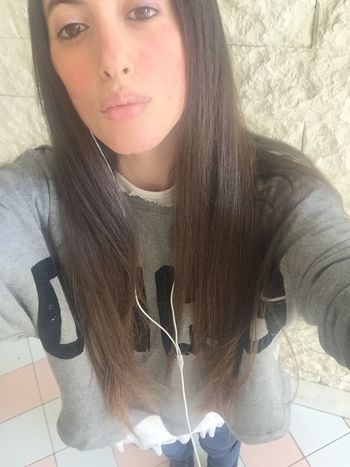 I believe in you, you can do it. 💜 Taking Photos Face Outfit Hair Love Enjoying Life Photo Girl Picture Hairstyle That's Me Selfie ✌ Like Haircut Beautiful Kiss Style Capture The Moment Photos Photography Model Girls IPhoneography Home Photooftheday