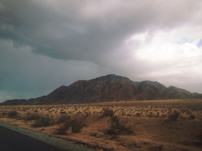 Stormy California Hills Roadtrip Weather Storm Rain IPhoneography