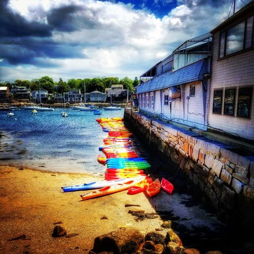 Kayaks, rockportma, northshorema