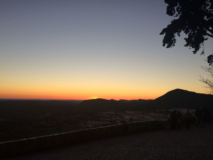 Atardecer desde el Castillo de Aracena EyeEm Best Shots No Edit/no Filter Sunset Landscape_Collection