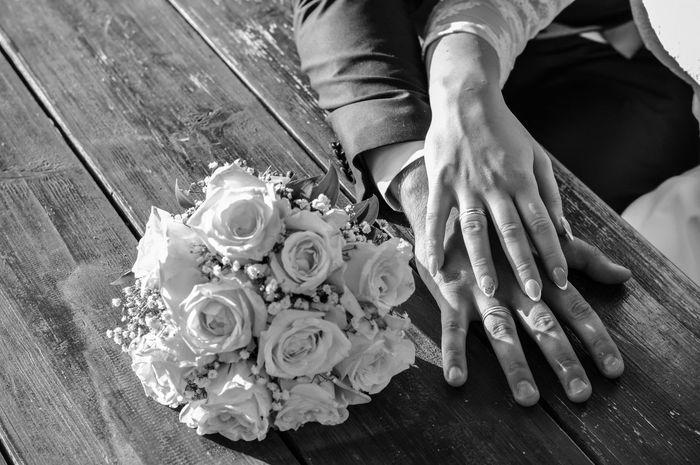 EyeEm Best Shots Getty Images Groom Hands Quran Tradition Wedding Wedding Details Boquet Bride Bride And Groom Flowers Islam Muslim Wedding Outdoors Premium Collection Rings Week On Eyeem
