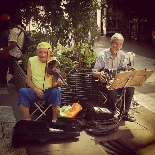 Calleflorida Buenosaires Streetmusician