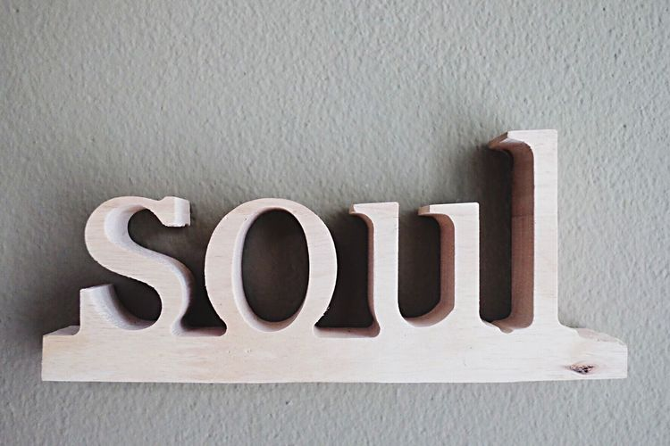 Follow your soul. It knows the way. Text Capital Letter Close-up Communication Indoors  Wood - Material No People Architecture Alphabet Day Soul Soul Free Free Soul Emotional Photography EyeEmNewHere EyeEm Gallery Cnc Feelings Wooden Quotes QouteOfTheDay Qoutes Impressive