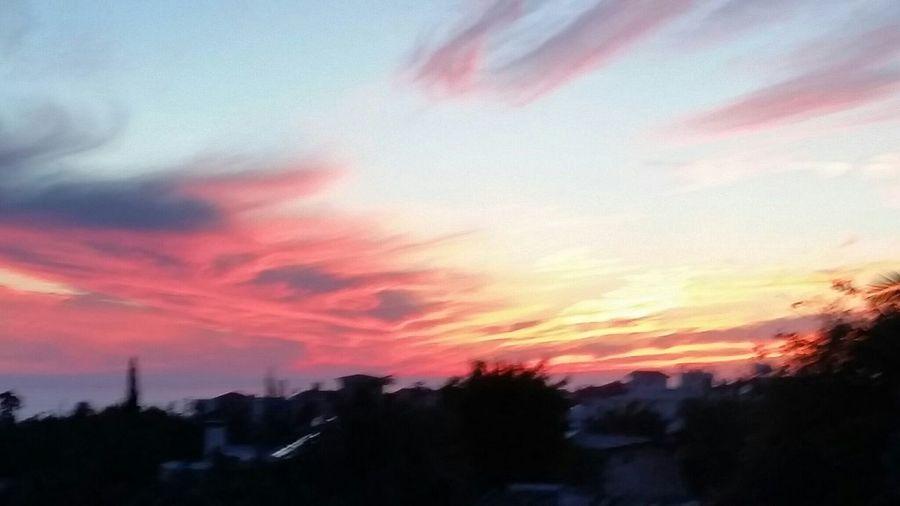 Fabulous Sunday sunset! First Eyeem Photo
