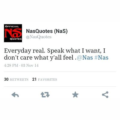 Word that's me all day. I'm honest and always real, some people can't take the realness bc they're so exposed to the fake on a daily. Nas Realness Honest Virgo