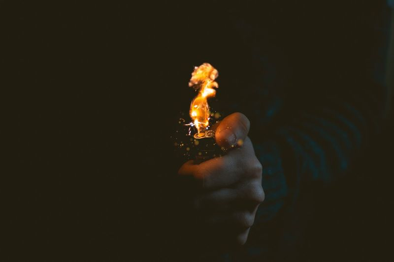 Be. Ready. Fire up a firecracker and burn down my old mistakes. Head up new adventures with fire in my heart, do everything as good as possible. And when things quench this fire, hope find right lighter to light up my heart, my passion, my dreams again