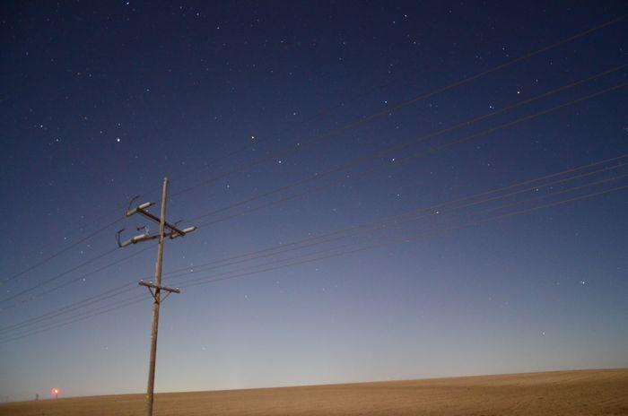 This was taken around 11:00 at night, in Rexburg Idaho, Night Outdoors Sky Star - Space Nikon D7000