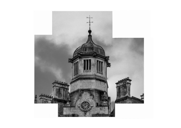 Catholic Church, Bradford on Avon Architecture Building Exterior Built Structure Building Sky Low Angle View Religion Belief Spirituality Auto Post Production Filter Tower Place Of Worship No People Nature Transfer Print Outdoors History Day Spire  Church Church Architecture