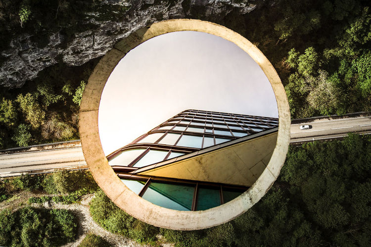 Upside-down Abstract Architecture Art Building Building Exterior Built Structure Day Digital Art Digital Manipulation No People Nowhere Outdoors Photoshop Sky Tree Upside Down Weird Visual Creativity The Creative - 2018 EyeEm Awards The Creative - 2019 EyeEm Awards