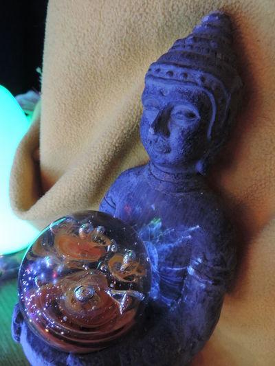 Beautiful Boeddha Indoors  Lights No People Statue