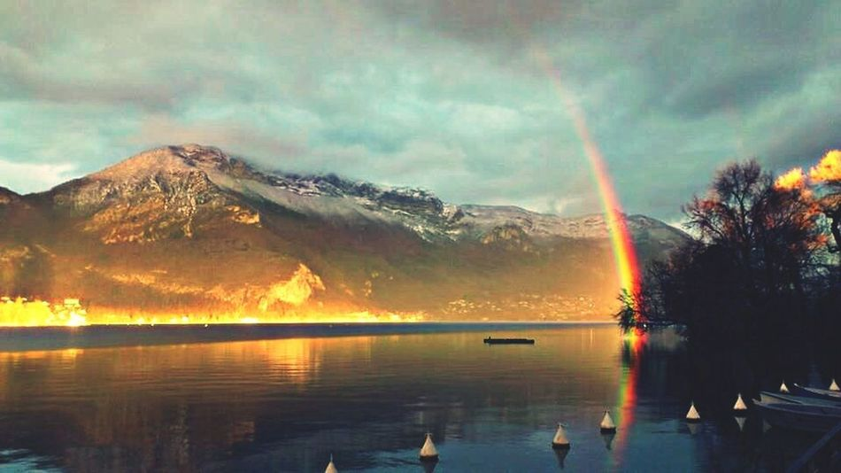 EyeEm Nature Lover Raimbow Beautiful Annecy, France Authentic Moments My Shot  Photography Magnifique Eyemnaturelover Nature