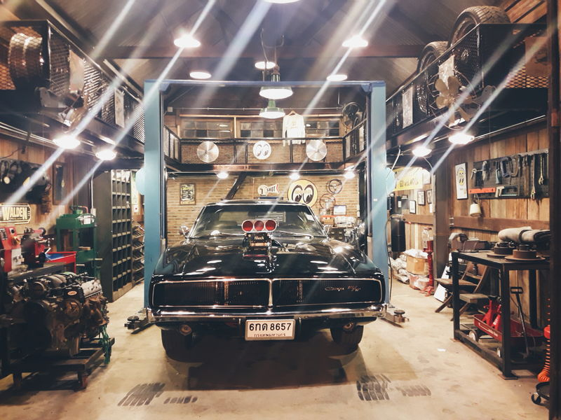 Car Cars Car Interior EyeEm Selects Indoors  Repairing Automobile Industry Industry Technology No People Futuristic Illuminated Mechanic Factory Innovation Car Plant Metal Industry Day