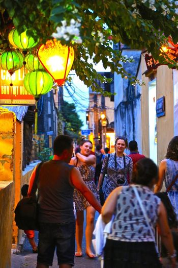 Hoi An Street Photography UNESCO World Heritage Site Travelling + Exploring