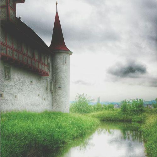 Ladyphotographerofthemonth Schlösser Der Schweiz Schloss Wyhern Ettiswil