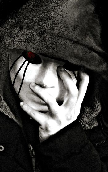 Underground TheMask Sharingan Redeye Dark Scary Amaterasu Night