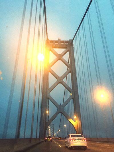 Bay. Bridge
