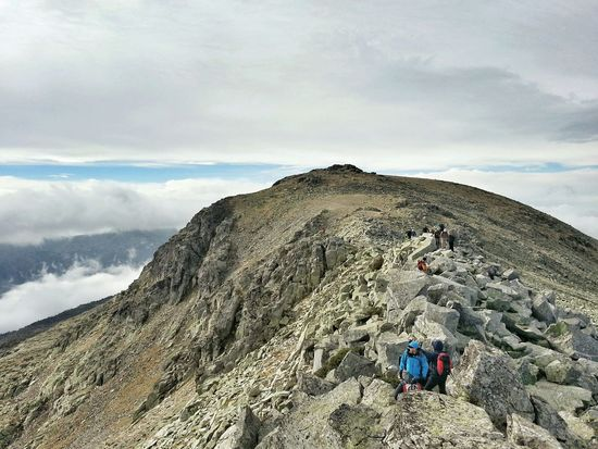 This weekend in Peak of Peñalara (Spain) Peak Pico Peñalara España SPAIN Landscape Paisaje Montana Mountain