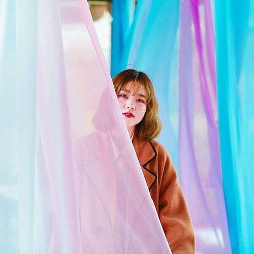 Colorful Color One Person Multi Colored Portrait Indoors  Pink Color Women Clothing Lifestyles Fashion Adult Beauty The Portraitist - 2019 EyeEm Awards