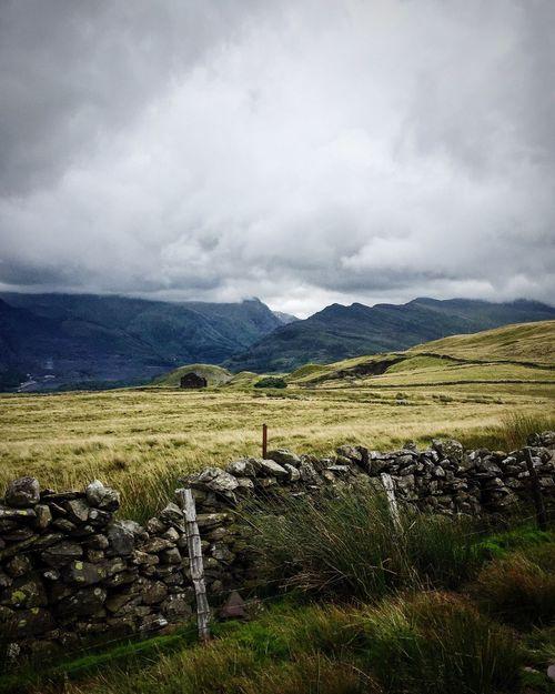 Snowdon Cloudcover