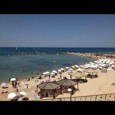 Tel Aviv Beach!