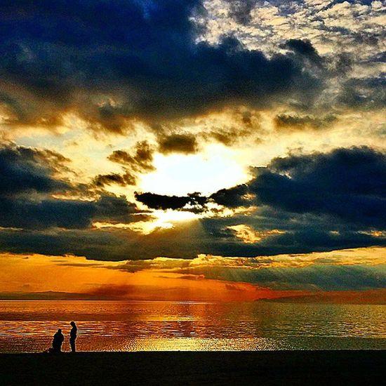 Ocaklar , Doğa Wild Deniz Sea Gunbatimi Ocaklar Erdek Sun Gunes Kumsal Xyz