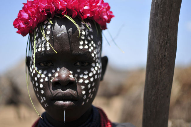 Ethiopia Ethiopian Photography 🇪🇹 Omo Valley Travel Photography Africa Facepainting Key Afer Mursi Omo River