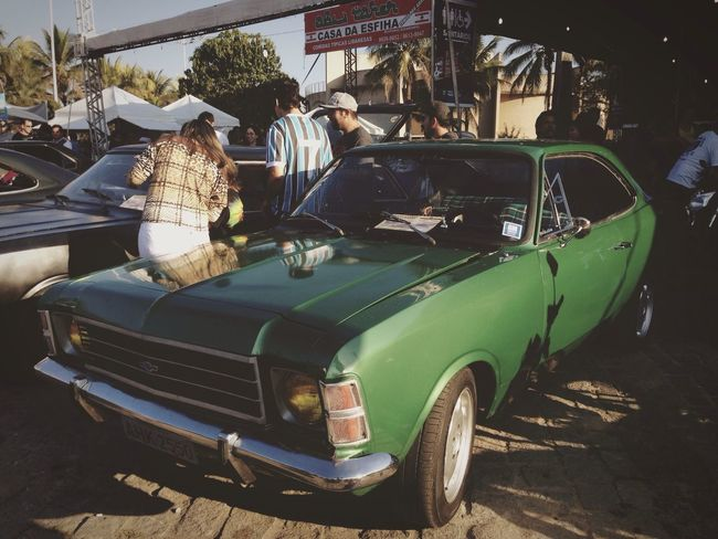 Car Old