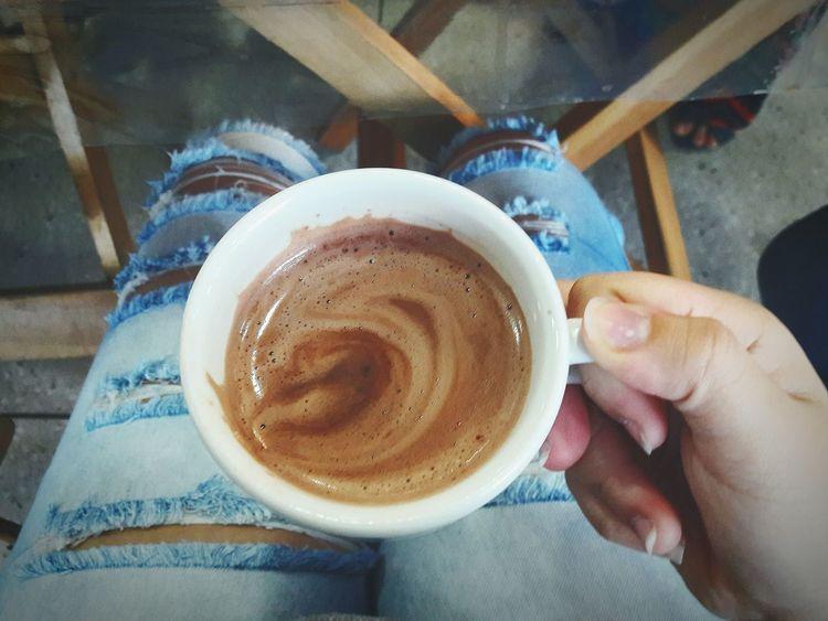 Coffe Cappuchino Mooning