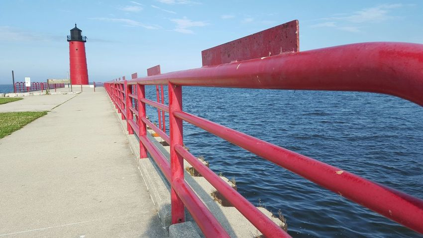 Lake Michigan Port Of Milwaukee Summer2015 Leading Lines Here Belongs To Me Fine Art Photography On The Way
