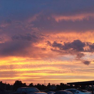 Sunset Springfieldmo