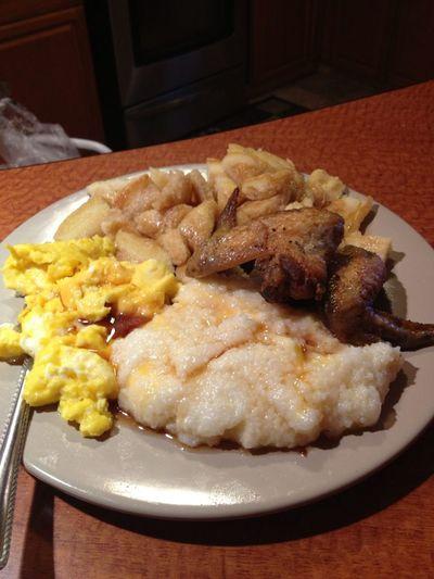 Breakfast I Just Made