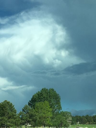 Colorado Photography Sky And Clouds Storm Clouds Summertime Beautiful Nature
