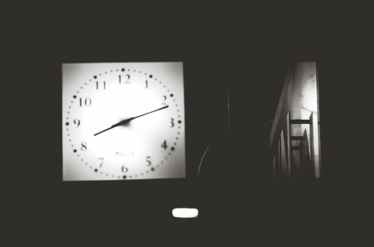Eye4photography  Clock Time Nightphotography Night Train EyeEm Best Shots - Black + White EyeEm Best Shots Open Edit Capture The Moment