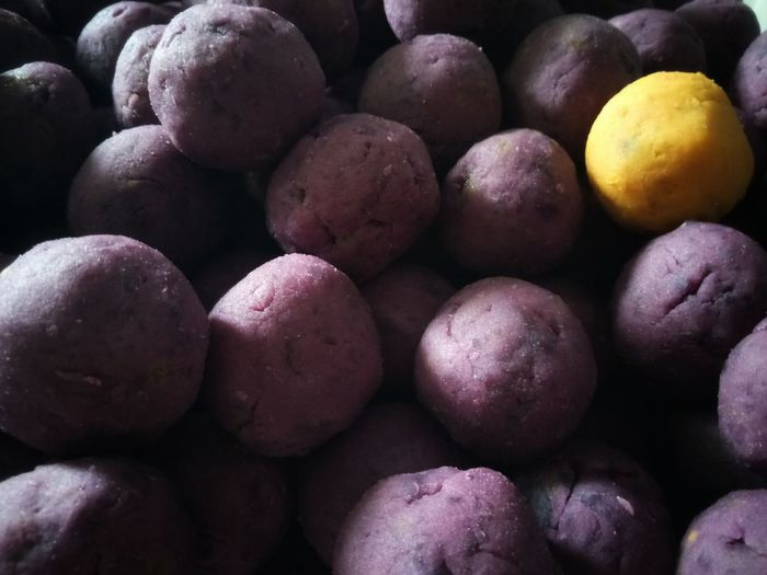 Stay Lit Positive Vibes Sweet Potatoes Purple Yellow EyeEm Selects Food Healthy Eating Close-up Freshness