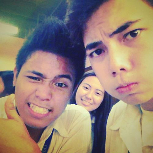 Selfieus With lloyd and fransyl