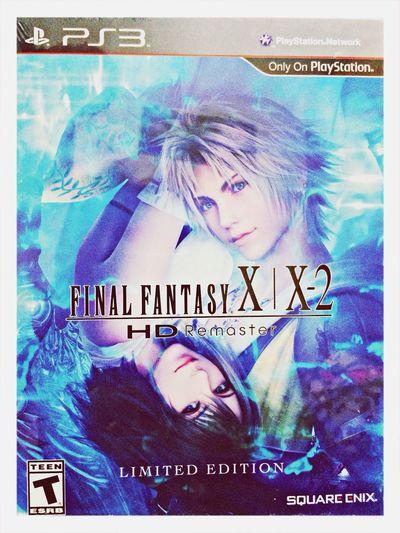 FinalFantasyX HDRemaster Specialedition