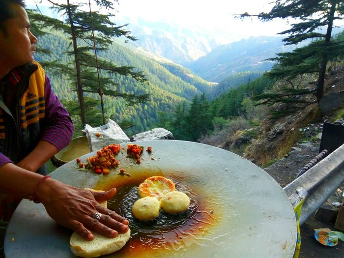 Mountain Mountain Range Food Beauty In Nature Freshness Nature Food On The Go Nature On Your Doorstep