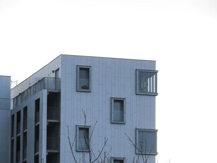 Copy Space Geometric Shape Architecture Window