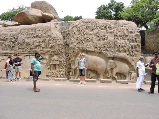 Mahabalipuram, India Culture India