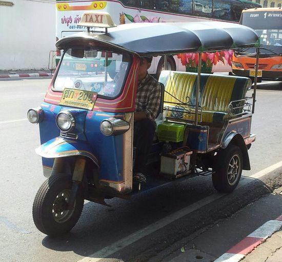 Tuk Tuk in Bangkok Tuk Tuk Bangkok Taxi