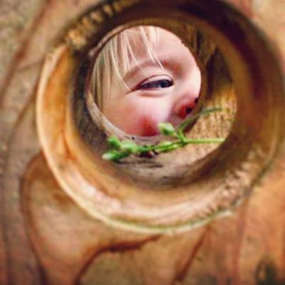 Who lives in a house like this? lets go through the key hole! Little_munchkin_patch_Childcare