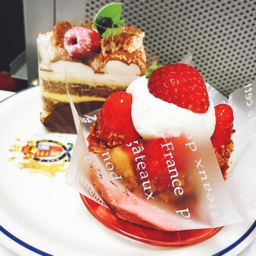 Cakes Cake♥ Cake イチゴタルト ティラミス いちご 苺 タルト ケーキ スイーツ おやつ